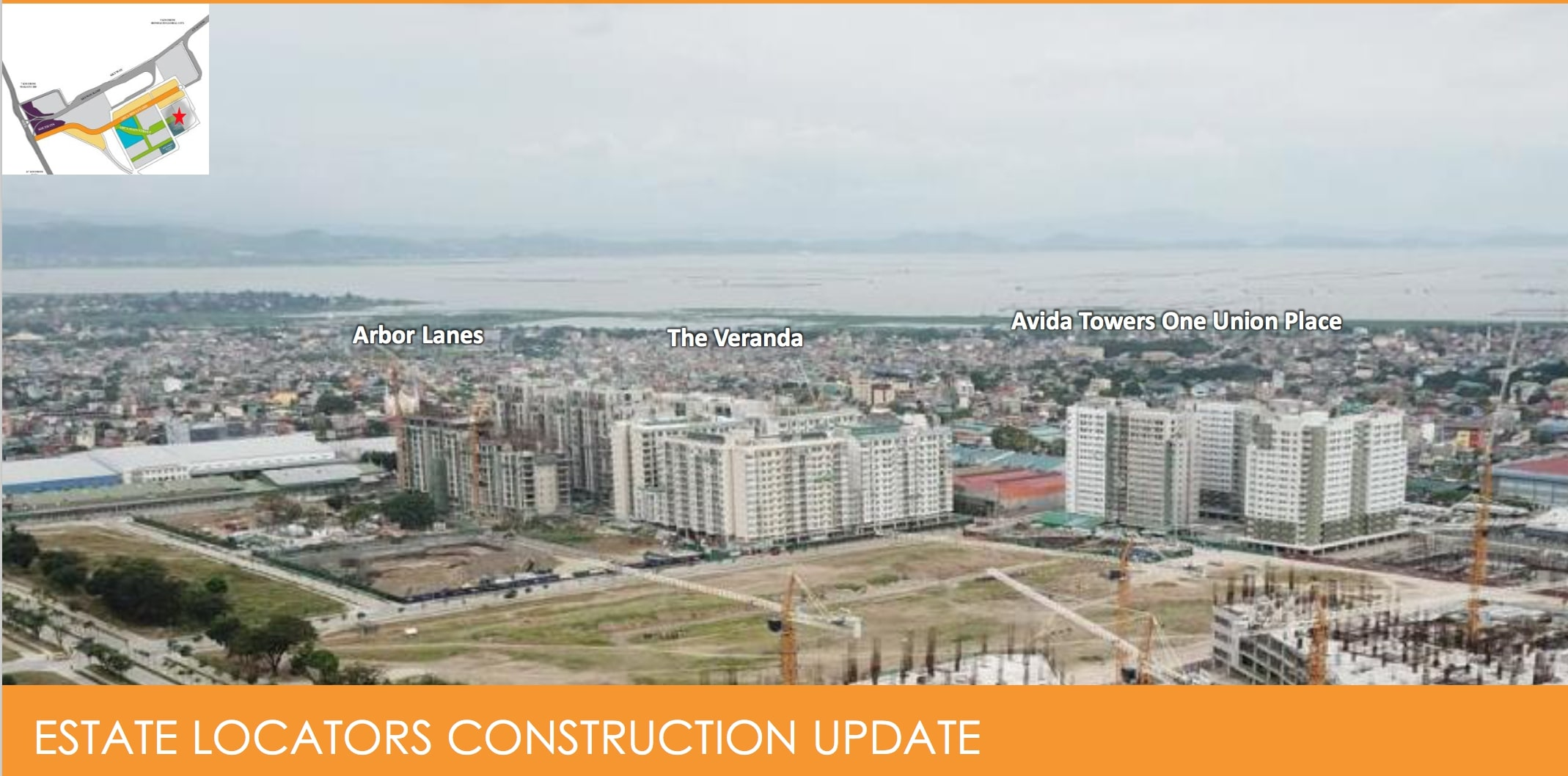 Veranda Arca South Construction Update 2019